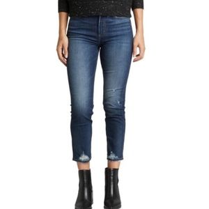 Silver HiRise Jeans